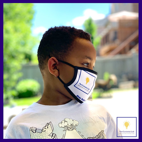 Kids Size Face Mask -  reusable, washable