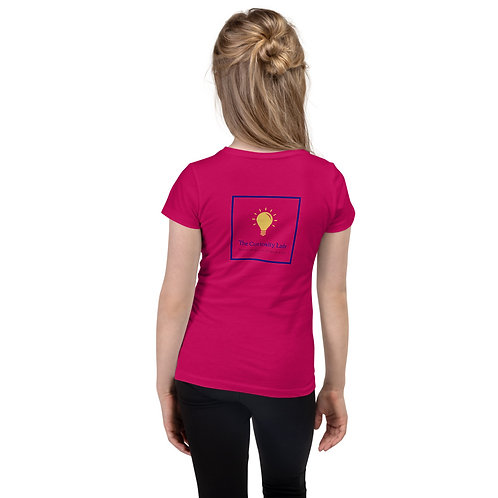 #girlscode Girl's T-Shirt