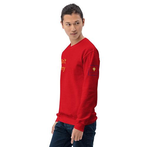 My Kid Is Creating The App Unisex Sweatshirt