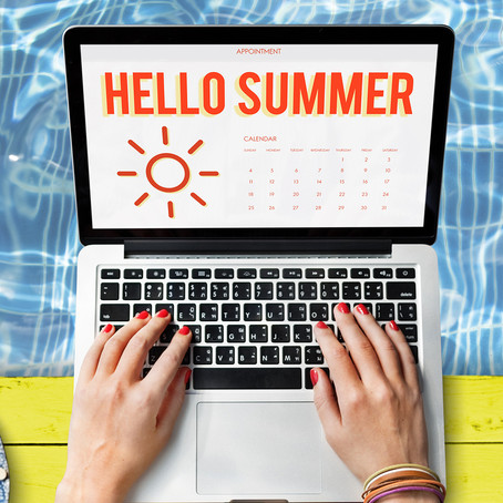 HAVE YOU THOUGHT ABOUT YOUR KIDS SUMMER SCHEDULE YET?