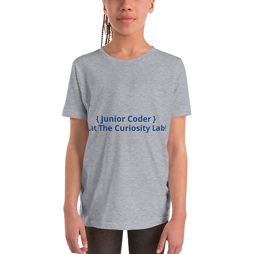 Jr. Coder Youth Short Sleeve T-Shirt