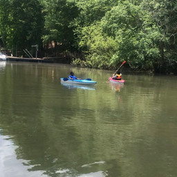 Kayaking is Fun!