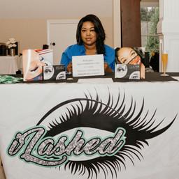 """Lashed"" Vendor Event"