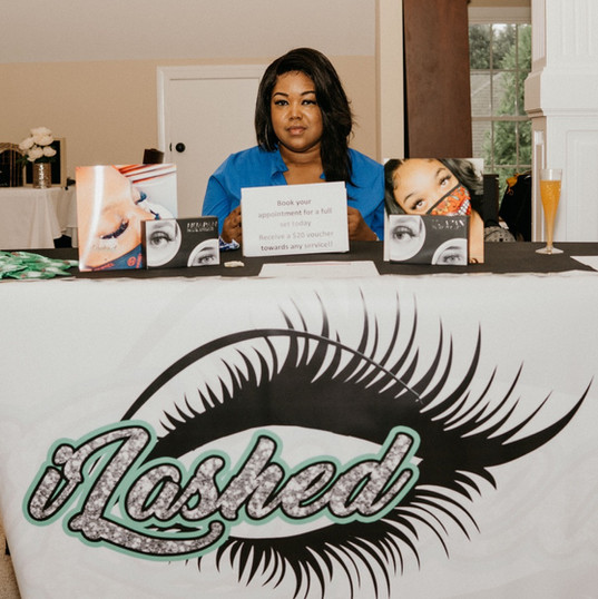 """Lashed"" Vendor Event"