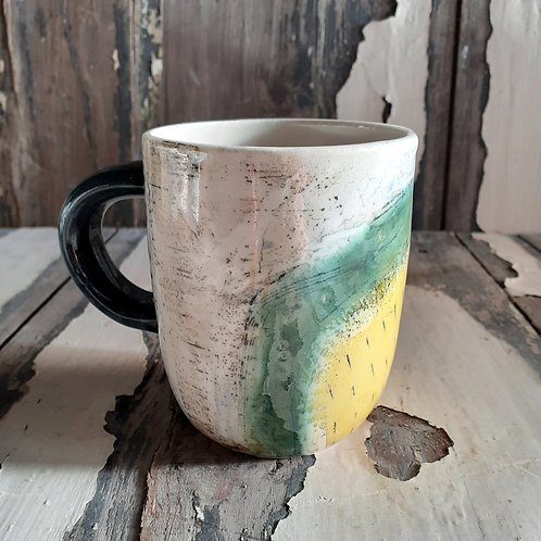 Landlines Small Cup
