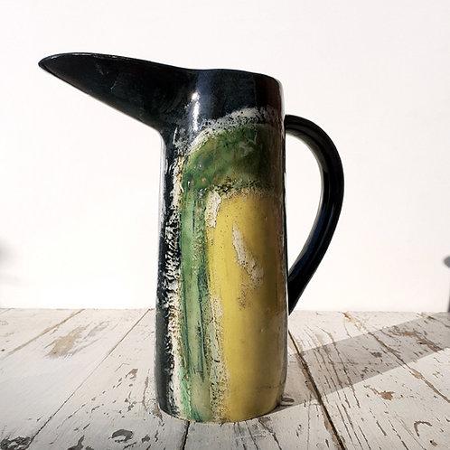 Landlines Tall Jug/ Vase