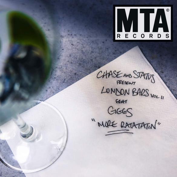 Chase & Status ft. Giggs - More Ratatatin (London Bars Vol 2)