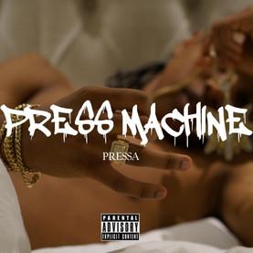 Pressa - Press Machine (Blue Feathers Records)