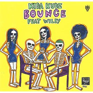 Kida Kudz - Bounce (feat. Wiley) (Disturbing London Records)