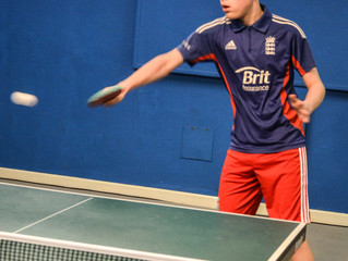 Fancy trying table tennis?