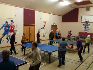 Table tennis is thriving in BoA