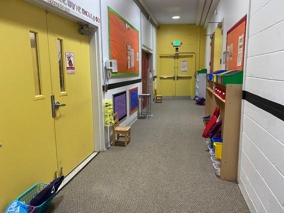 Level 1 Hallway