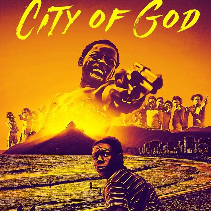 Black Ink Cinema Presents: 'CITY OF GOD'