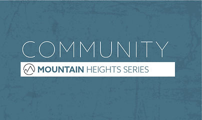 Mountain Heights Series Community
