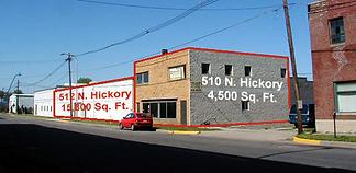 510 - 512 N Hickory St