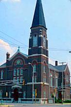 Lockerbie Central United Methodist Church