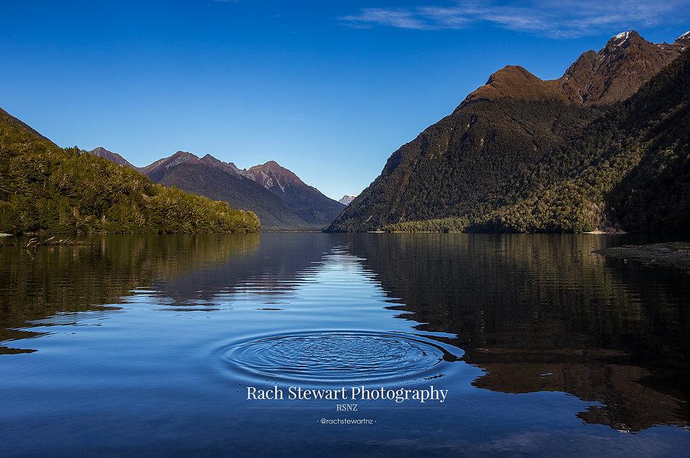 Lake Gunn Fiordland
