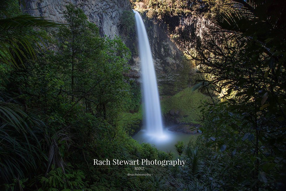Bridal Veil Falls Raglan