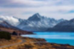 Mount Cook Peters Lookout