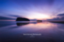 whangamata beach sunrise Coromandel
