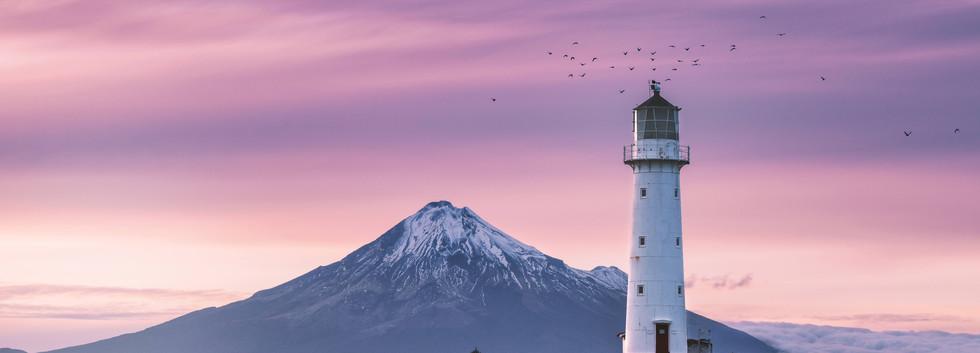 Cape Egmont Lighthouse, Taranaki
