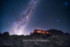 Mueller Hut Mount Cook astro