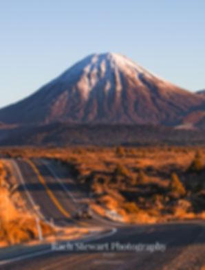 Mount Ngauruhoe Mount Doom Ruapehu