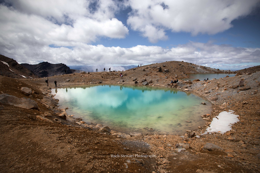 Emerald Lakes, Tongariro Crossing