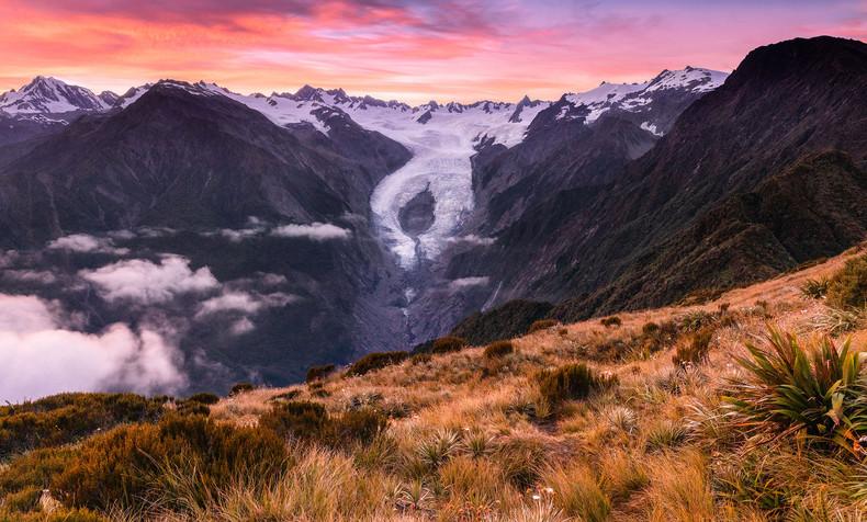 New Zealand Landscape Calendar 2022 - January 2022