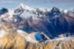 Mt Tutoko Aerial Fiordland