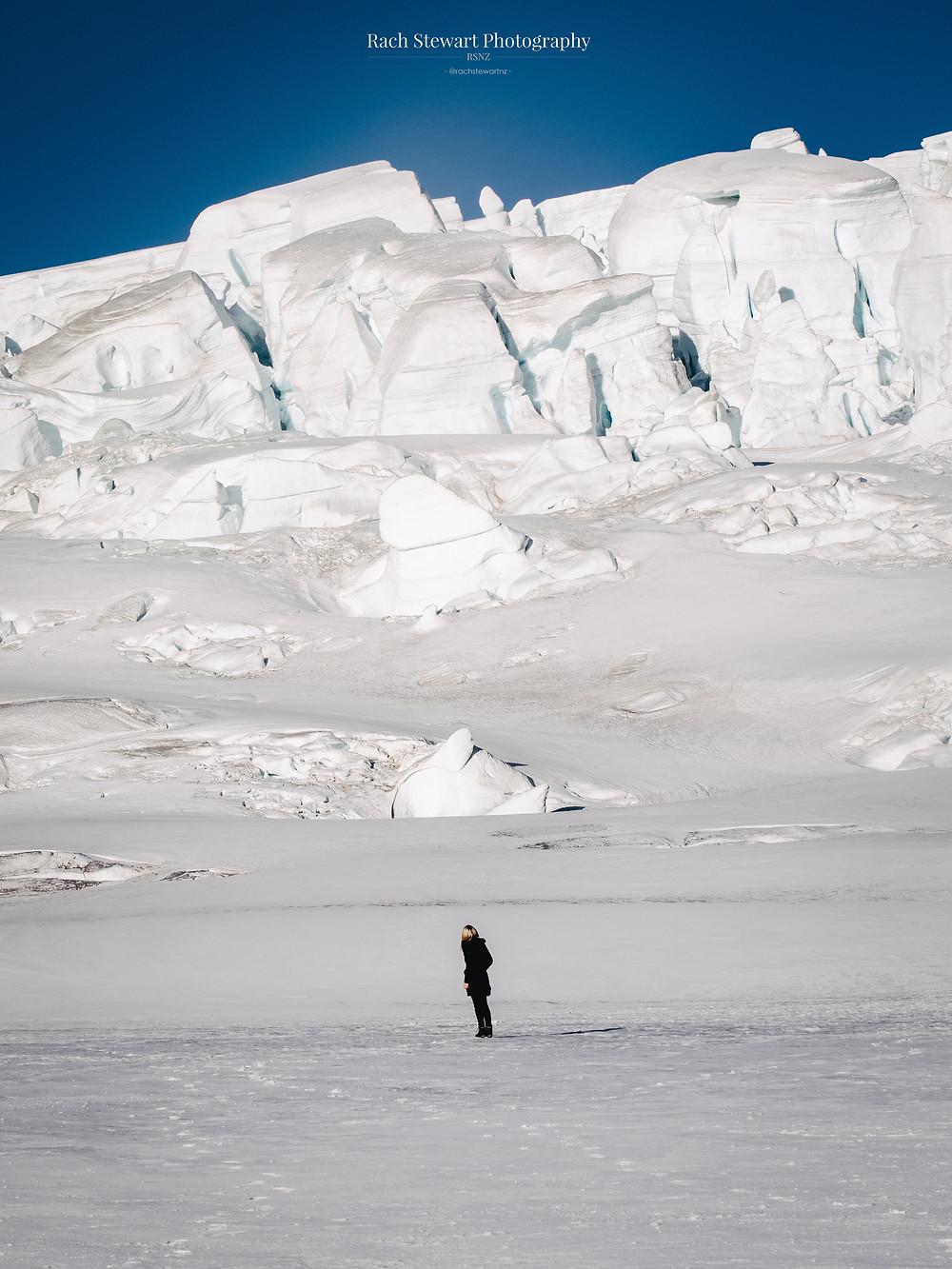 Tasman Glacier Mount Cook