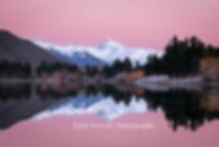 Mount D'Archiac Lake Camp
