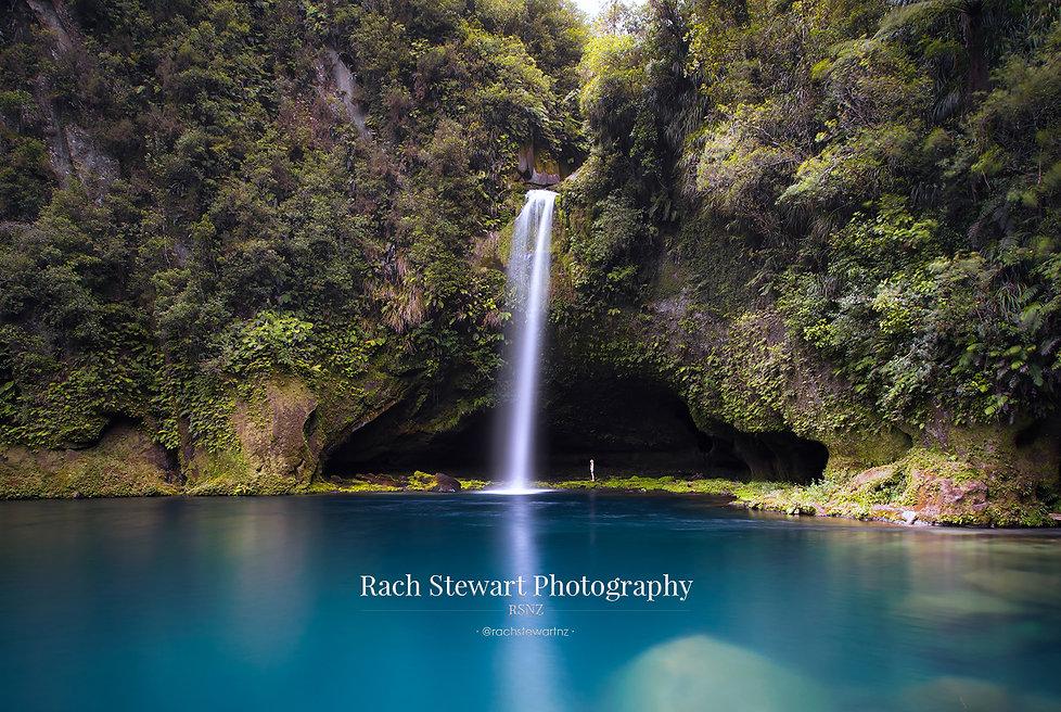 Omanawa Falls Tauranga