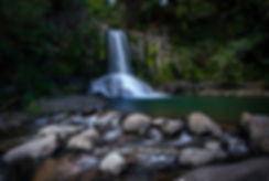 Waiau Falls Coromandel
