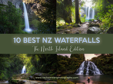 THE 10 BEST NEW ZEALAND WATERFALLS YOU MUST VISIT: NORTH ISLAND EDITION