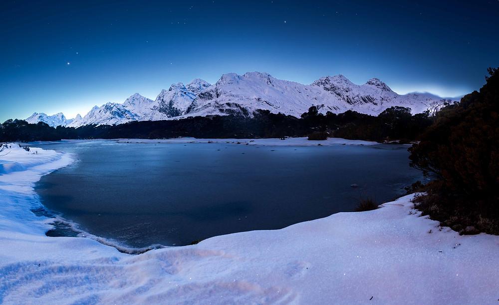 Key Summit Fiordland