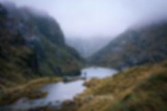 Lake Harris Routeburn Track Fiordland