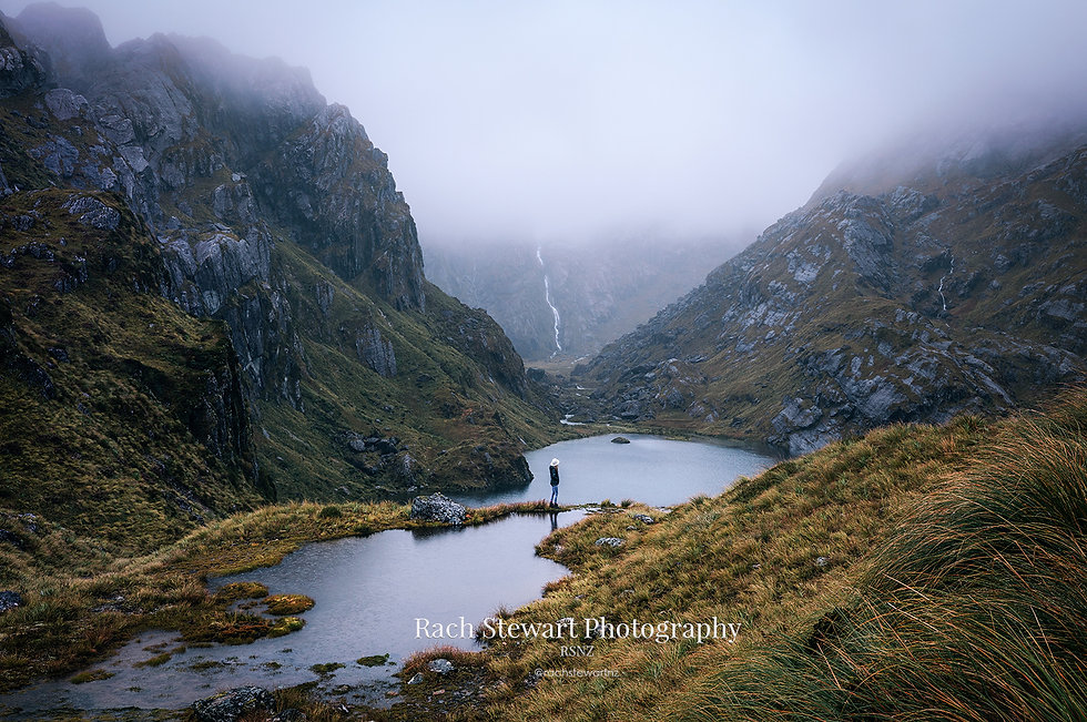 Lake Harris Routeburn Track Fiordland