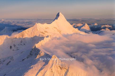 Mount Aspiring Sunrise