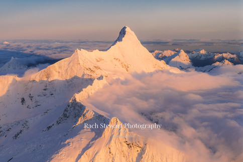 Mount Aspiring Sunrise