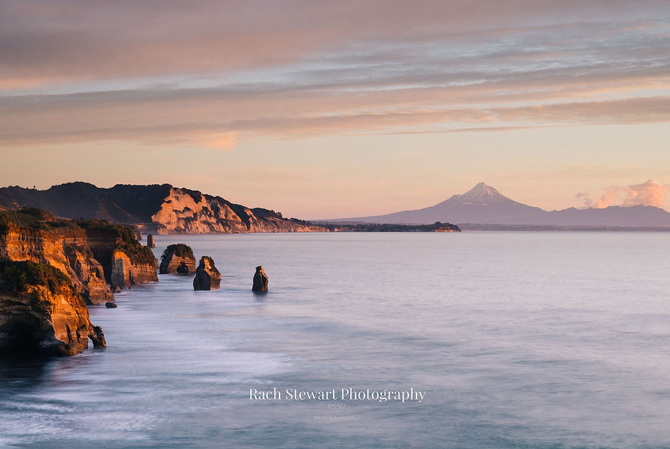 Tongaporutu Three Sisters