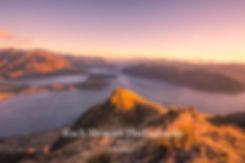 Roys Peak sunrise Wanaka