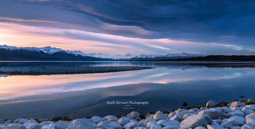 Lake Pukaki Mount Cook