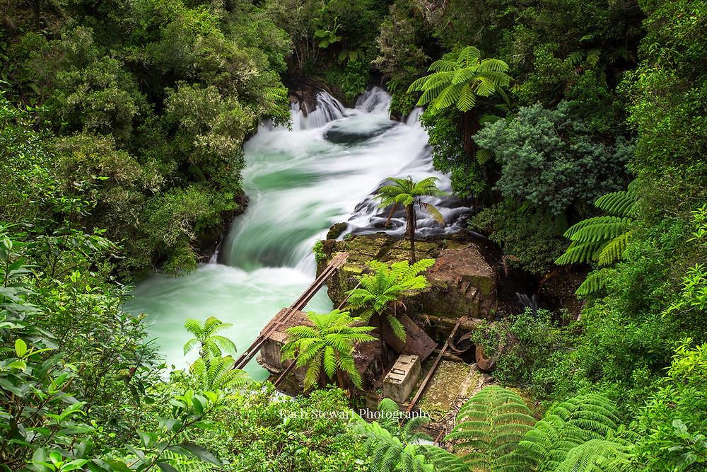 Okere Falls Rotorua