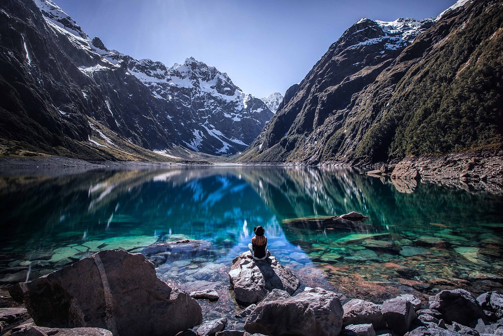 Lake Marian Reflection