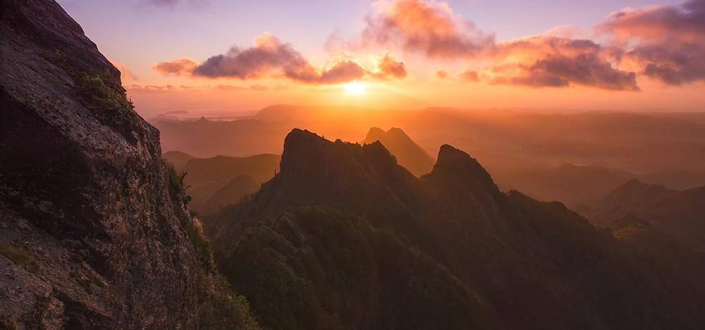 The Pinnacles Walk Coromandel New Zealand