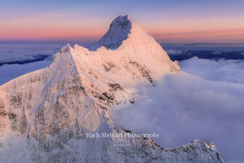 Mount Aspiring Aerial