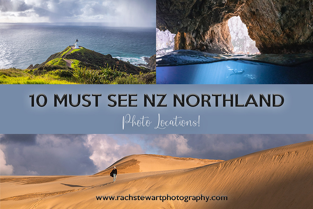 Top Must See Northland Photography Spots New Zealand