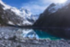 lake-marian-winter-fiordland