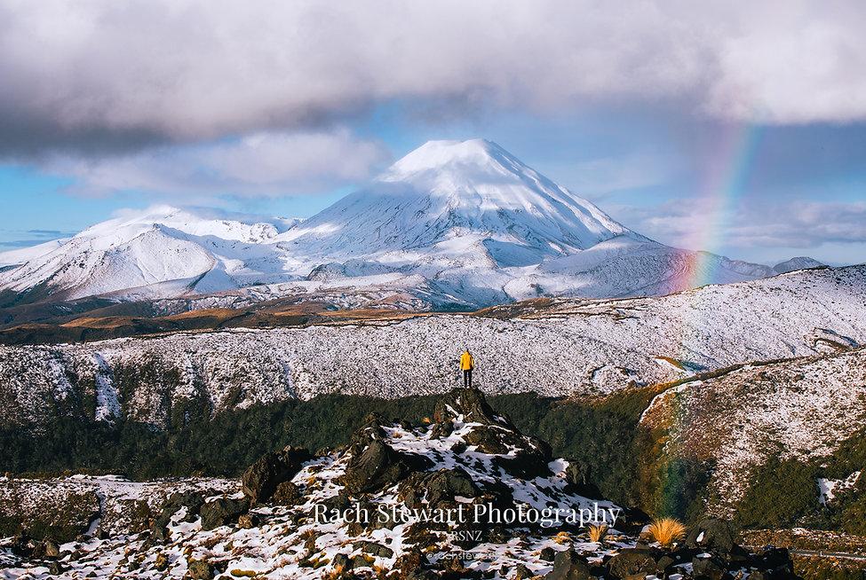 Mount Ngauruhoe Whakapapa